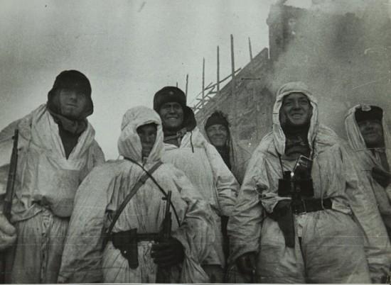 Бойцы 39 ГСД