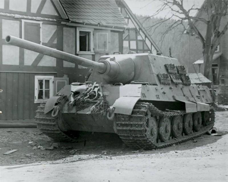 «Ягдтигр» (Sd.Kfz.186 Jagdtiger)