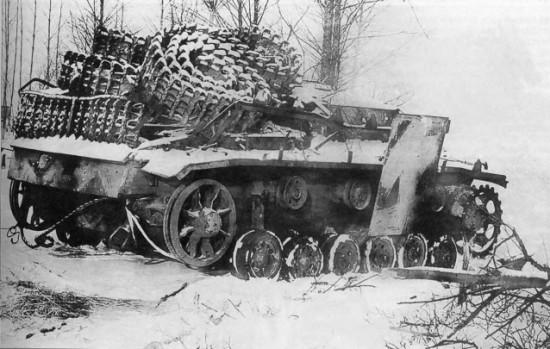 Штурмовое орудие StuG III