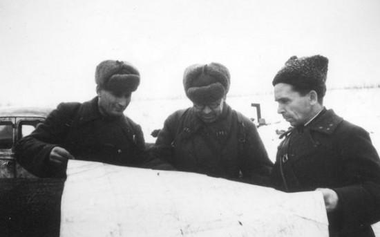 Батов и Прохоров