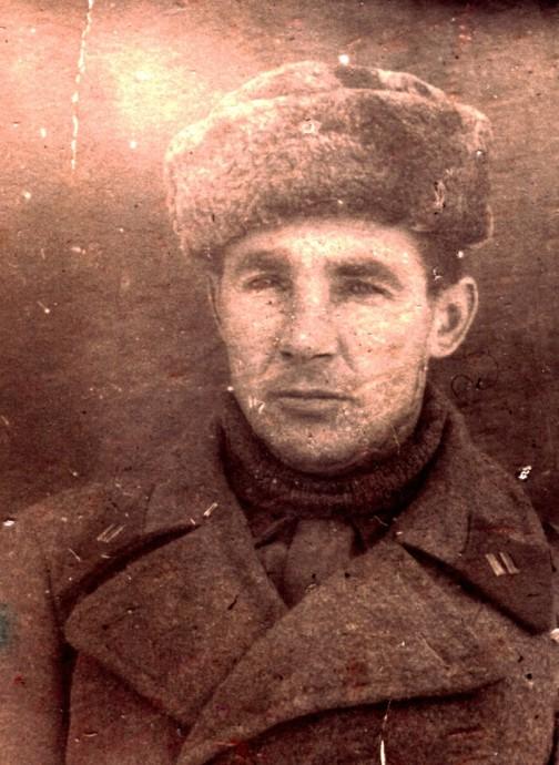 Командир 218 СП 80 СД (бывший 3 СП 1 ГДНО) майор Василий Филиппович Маргелов. 21.11.1941. Деревня М.Манушкино